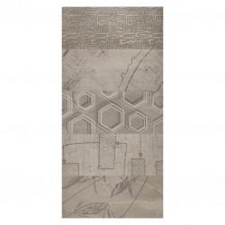 Декорни плочки за баня 25х60 Solid Decor