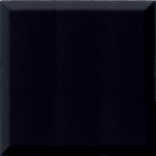 Фаянс за баня - стенни плочки в черен цвят 30X30 BRILLO NEGRO