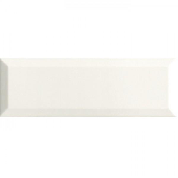 Фаянс за баня - стенни плочки в бял цвят 10X30 BRILLO BLANCO