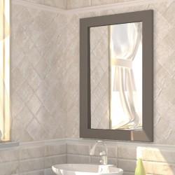 Плочки за баня с цвят на светъл мрамор