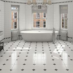 Плочки за баня за лукс и красота в интериора