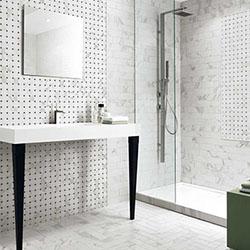 Плочки за баня в луксозните помещения