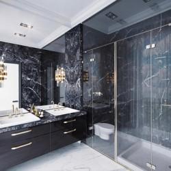 Изненадващите нови модели плочки за баня