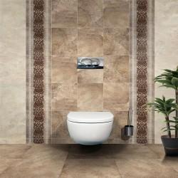 Модерни плочки за баня в светъл/бежов цвят