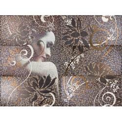 Декорна плочки Decor Lola 6 бр.  /  Колекция Aurea