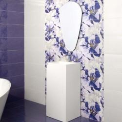 Стилни испански плочки за баня в пъстър цвят